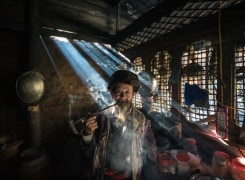 Along The Yangtze, Ruben Terlou