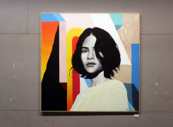 The Fragmented Portrait, Patricia Werneck Ribas, Daleen Bloemers