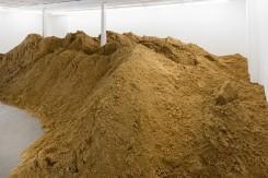 Lara Almarcegui, Sand