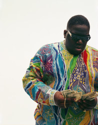 Dana Lixenberg, Christopher Wallace (Biggie), 1996