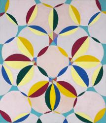 Rob Birza, Shifting Circles XIII