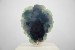 Nick van Woert, Untitled, Eclipse (green)