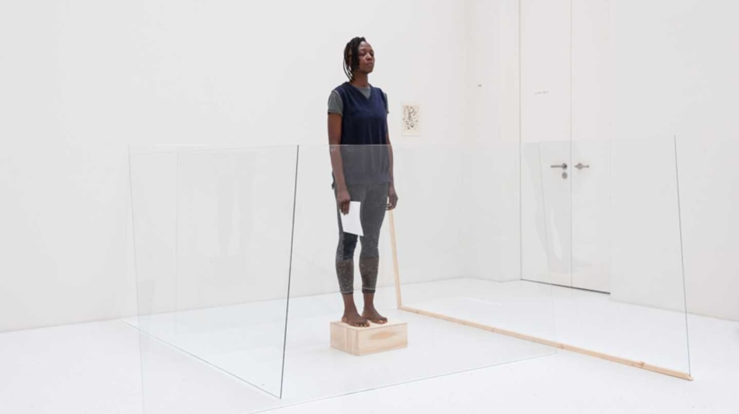Yael Davids, Documenta 14: Yael Davids' assembly of materials that is activated during this daily performance, departs from her interest in the Expressionist painter Cornelia Gurlitt, among other marginalized female figures.