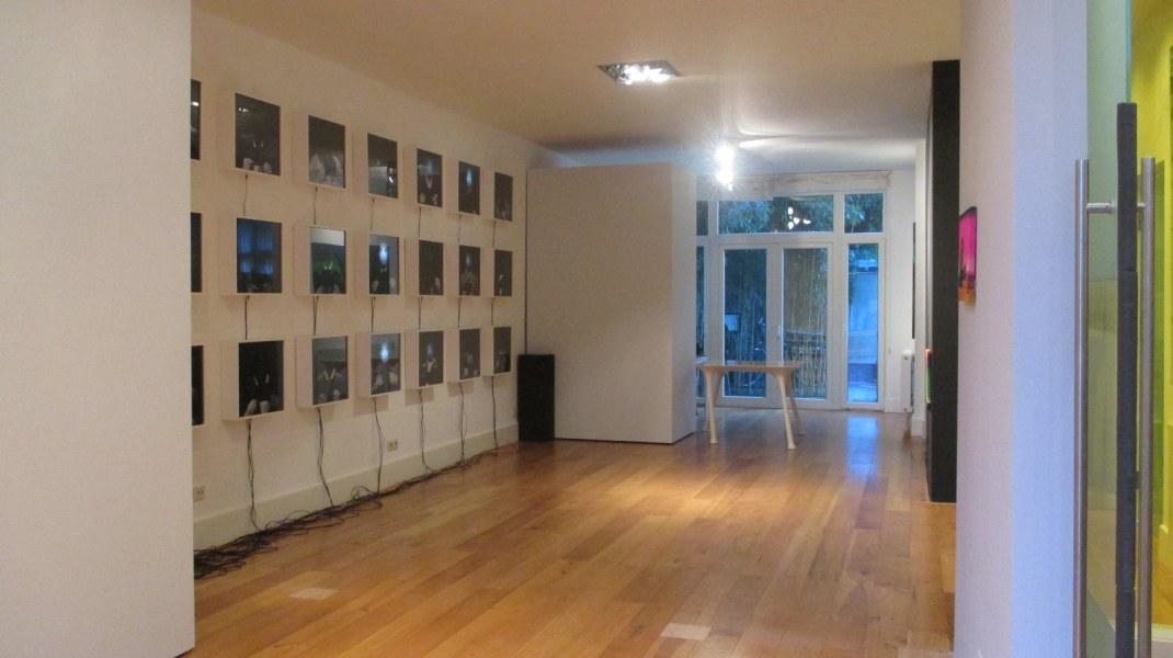 Shigeo Arikawa, Shigeo Arikawa 'Hangan' installatie