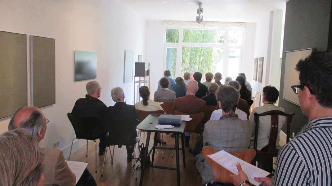 Marcel Wesdorp, On the work of Marcel Wesdorp with philosopher Eric Bolle