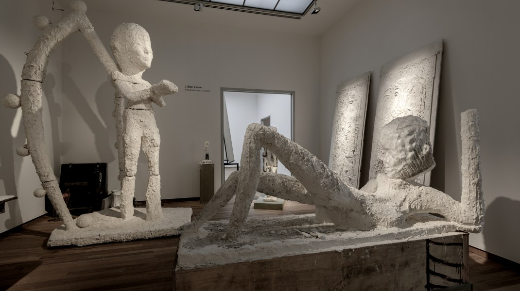 Johan Tahon, Johan Tahon - Wir Überleben das Licht - Bonnefantenmuseum, Maastricht, 2018