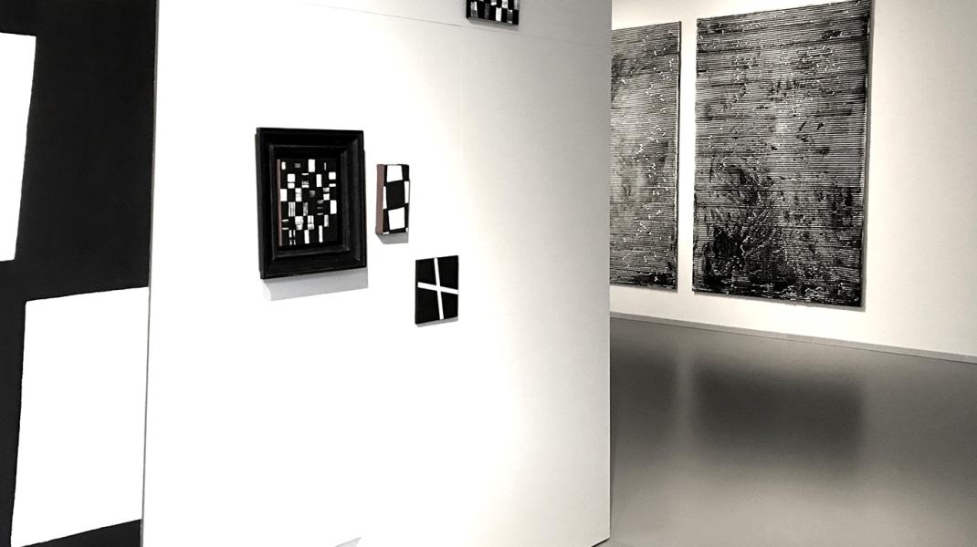 Koen Delaere, Koen Delaere (rechts)  en JCJ Vanderheyden t/m 15 November in het Noord-Brabants Museum