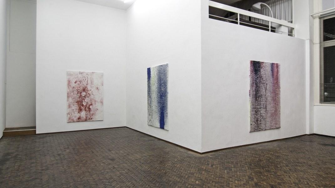 Koen Delaere, Koen Delaere, 'Karp /Rye', exhibition view bij Gerhard Hofland, Amsterdam, 2015