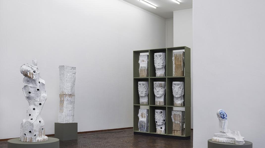 Johan Tahon, Johan Tahon, 'Landscape, Form & Psyche', Gerhard Hofland, 2016