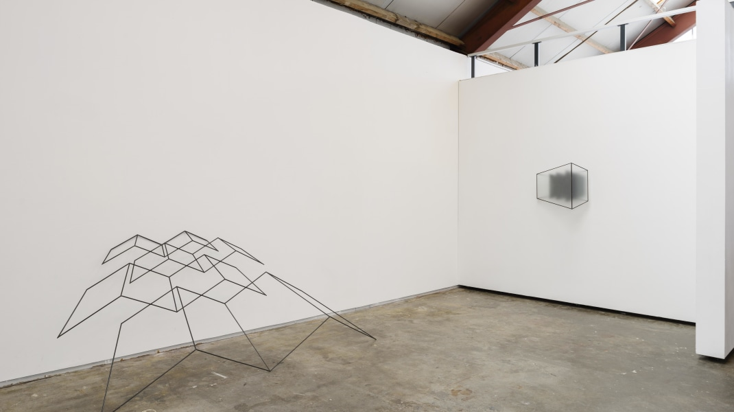 Reinoud Oudshoorn, tentoonstelling bij Dakota Amsterdam