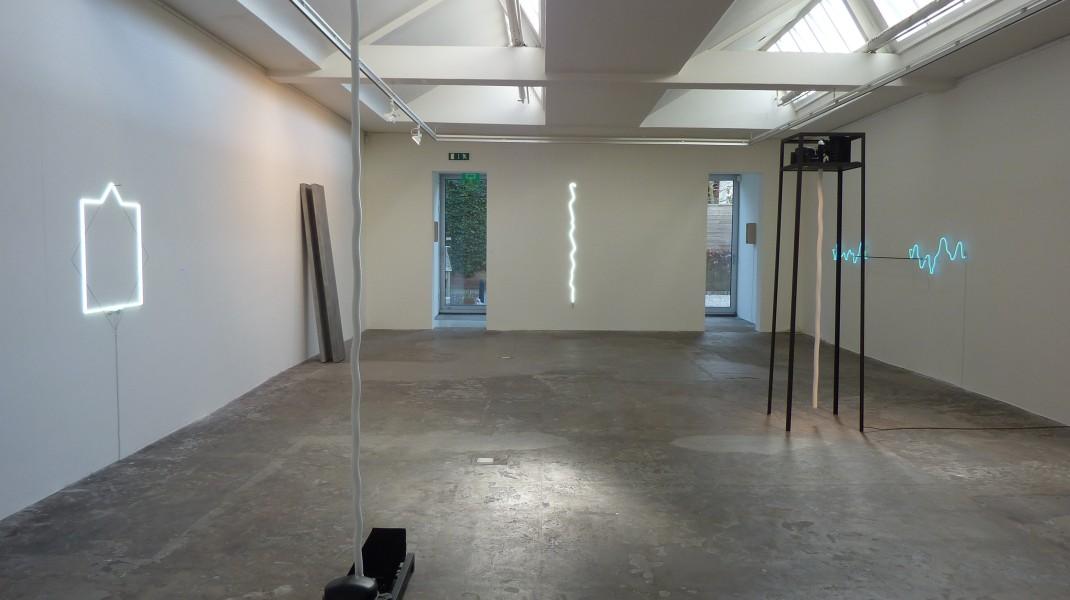 Jan van Munster, overzicht tentoonstelling 2015