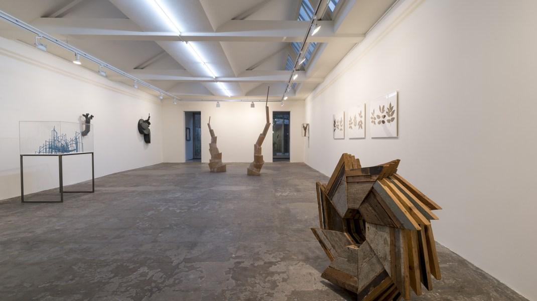 Sjoerd Buisman, overzicht tentoonstelling 2016
