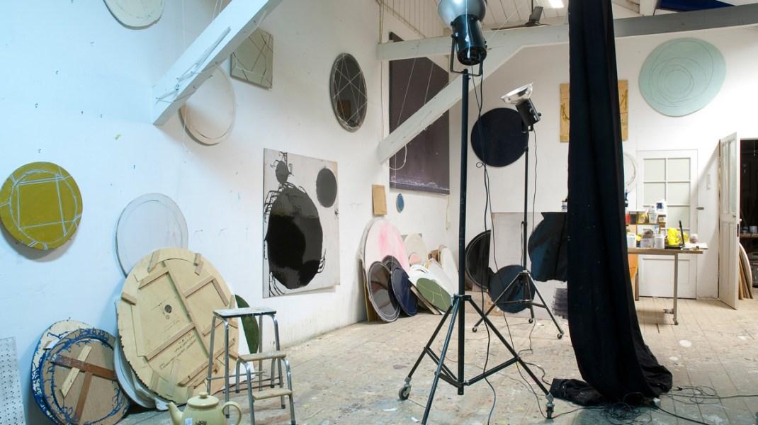 Ton van Kints, atelier Ton van Kints
