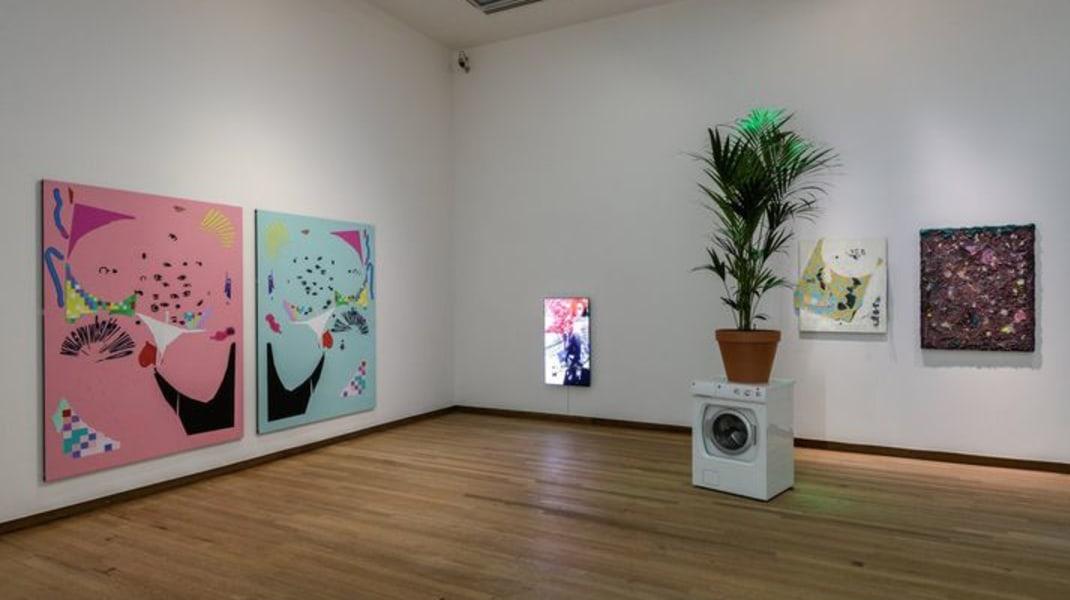 Bob Eikelboom, Making Money for My Friends, Bonnefantenmuseum Maastricht, 2018. Tentoonstelling door Bob Eikelboom