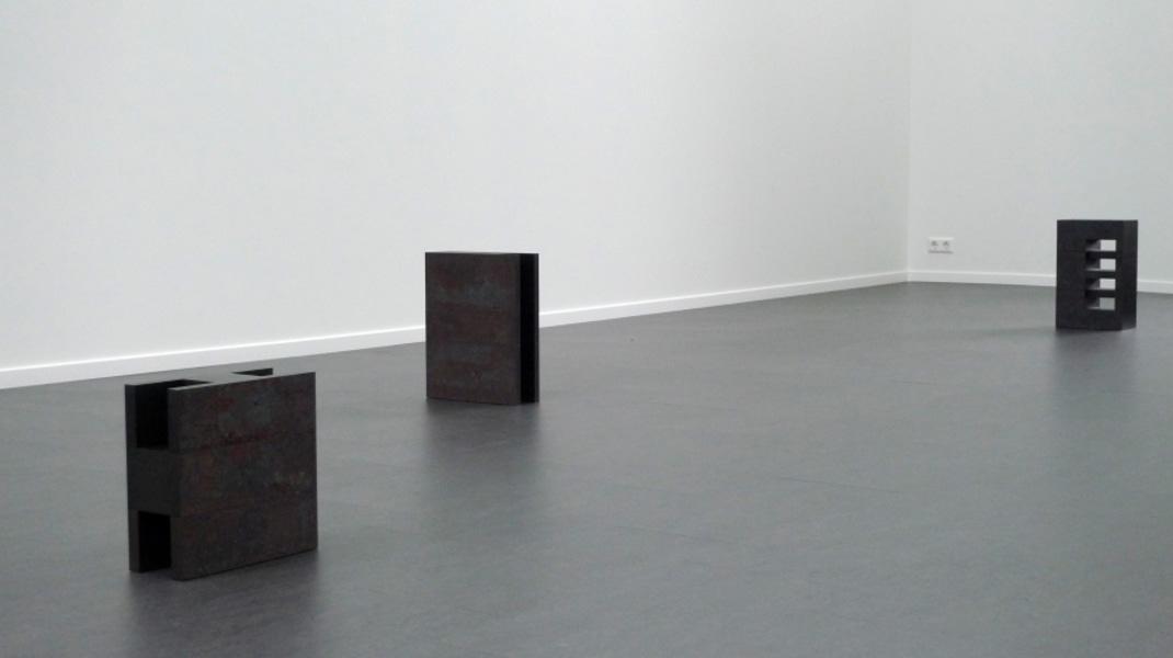 Cor van Dijk, Presentation in Galerie van den Berge, may 2018.