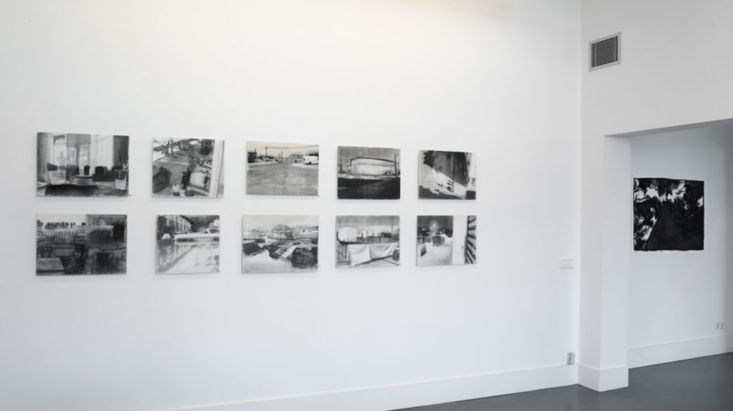 Mirjam Hagoort, Galerie van den Berge, 2005