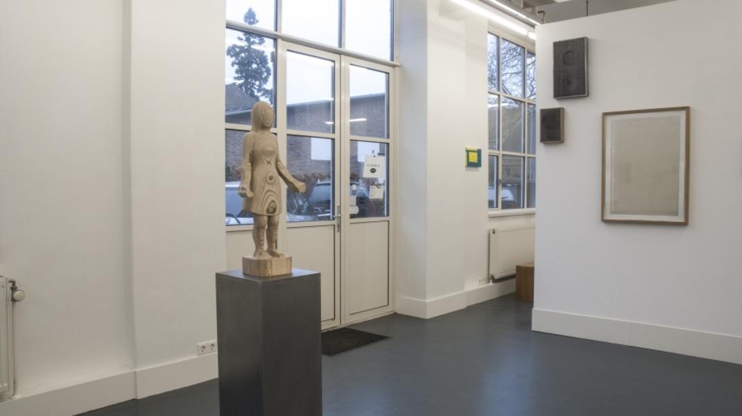 Ingrid van der Hoeven, 'Argentum' - 25 years Galerie van den Berge