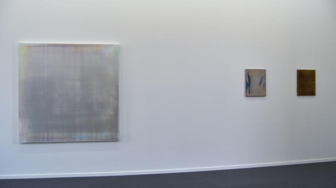 Jus Juchtmans, Zaaloverzicht, Galerie van den Berge, januari 2017