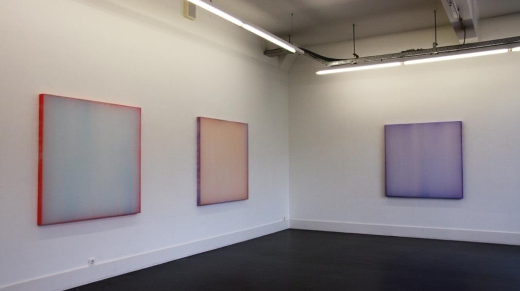 Sybille Pattscheck, Zaaloverzicht, Galerie van den Berge (Westwal) 2017