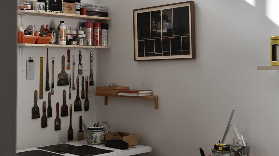 Guy Vording, Atelier Amsterdam