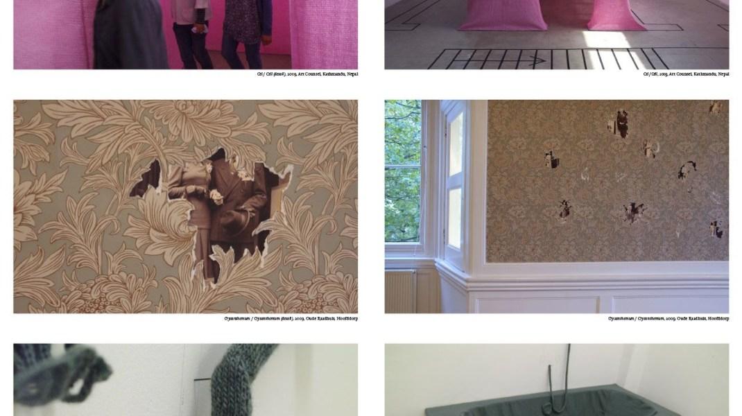 Desiree de Baar, Installaties