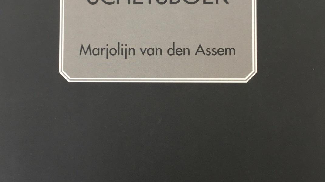 Marjolijn van den Assem, Schets boek Marjolijn van den Assem RAM editie