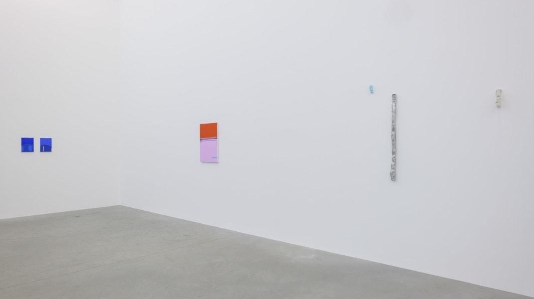 Paulo Monteiro, Paulo Monteiro - The Empty Side - 2018 - installation view - photo: Peter Cox