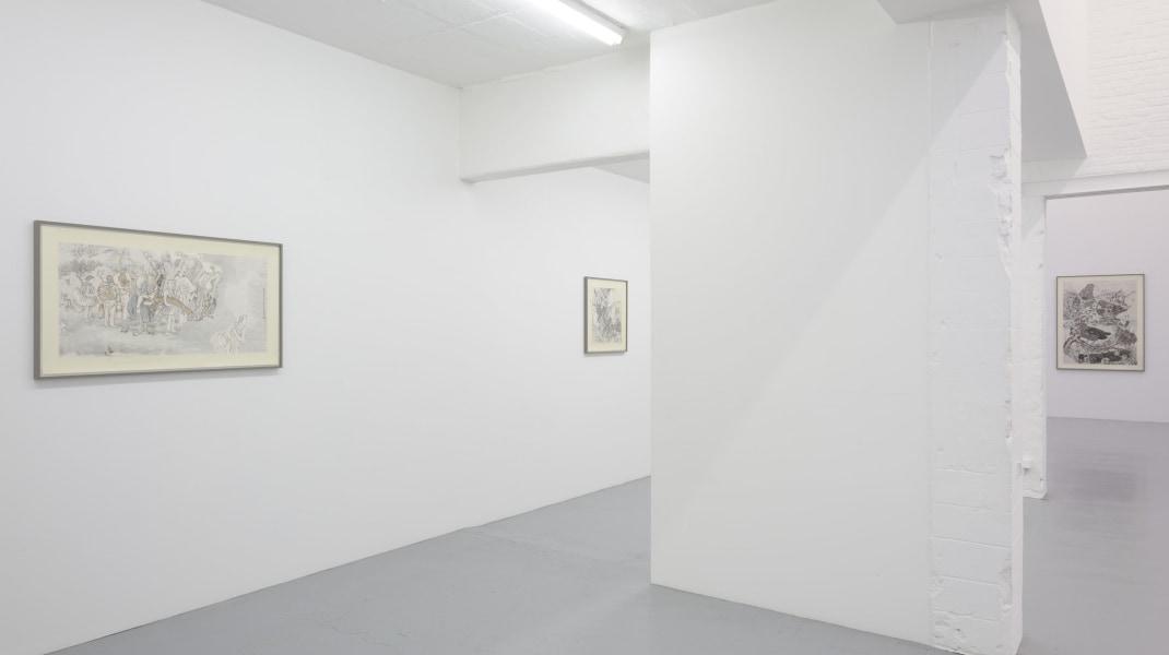 Yun-Fei Ji, Yun-Fei Ji, 'The village and its ghosts', Zeno X Gallery, Antwerp Borgerhout, November 12 - December 19, 2015