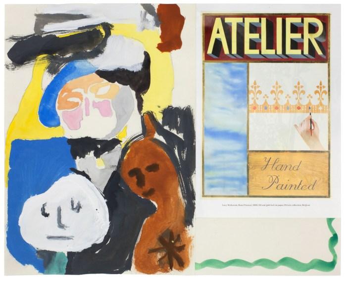 Marijn van Kreij, Untitled (Atelier, Henri Matisse, Pablo Picasso, Lucy McKenzy)