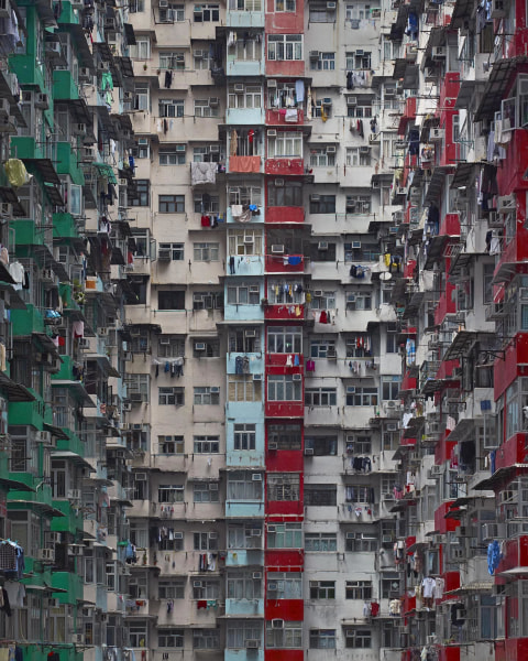 Michael Wolf, Architecture of Density # 120