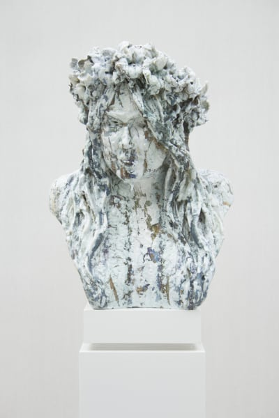 Anne Wenzel, Under Construction (Bust #2)