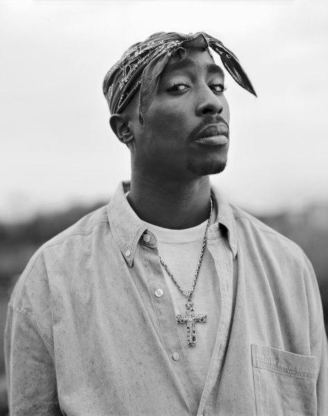 Dana Lixenberg, Tupac Shakur, 1993