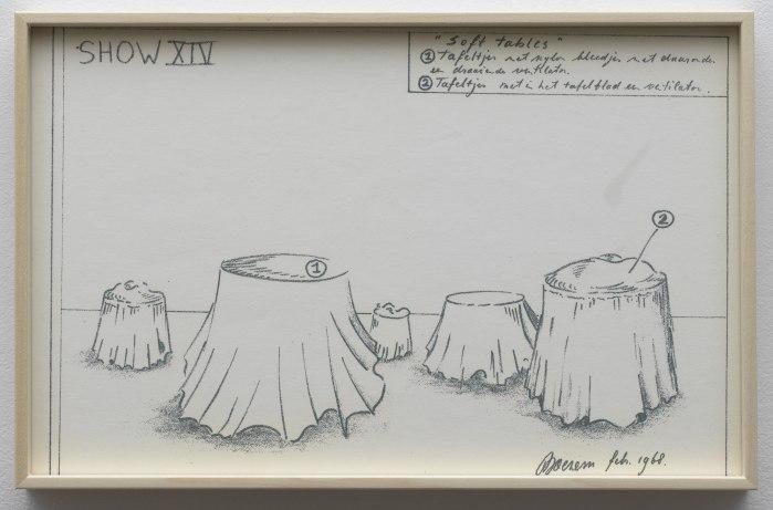 Marinus Boezem, Show II - XV (set)
