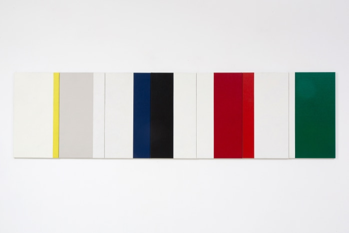 Ido Vunderink, Untitled (There Were Eight in Seven)