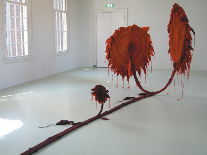 Maria Roosen, Blood Relations (Sunflowers)