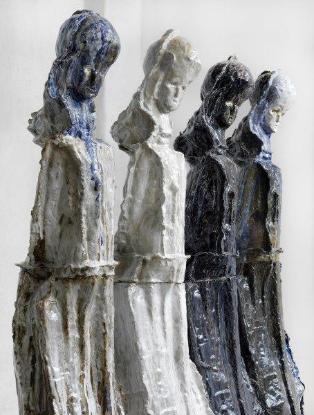 Johan Tahon, Weissenstein (installation)