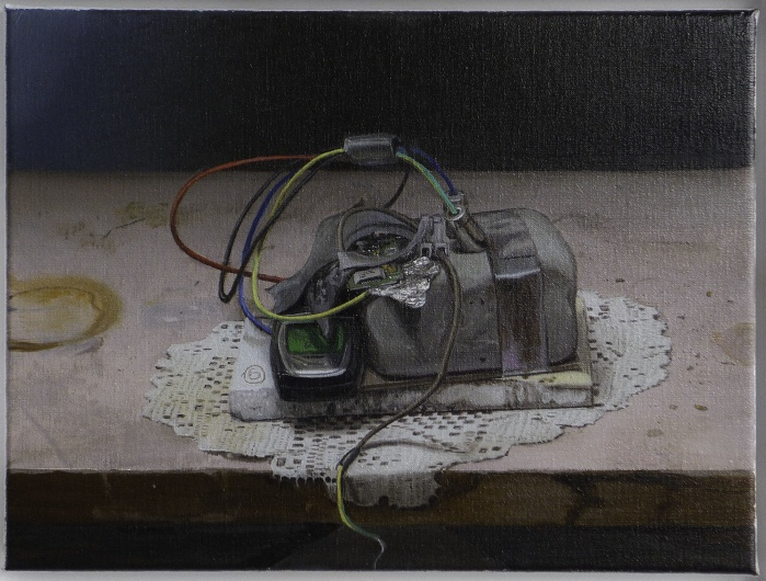 Michael Kirkham, IED  (Improvised Explosive Device)