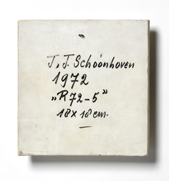 Jan Schoonhoven, R72-5