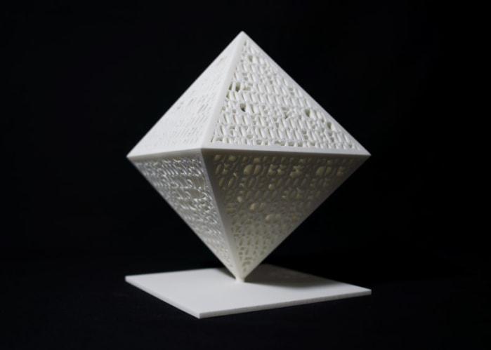 Ashley Zelinskie, Octohedron