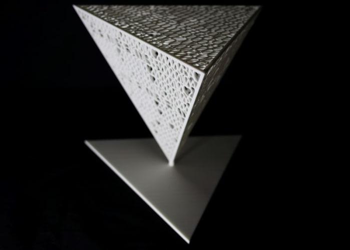 Ashley Zelinskie, Tetrahedron