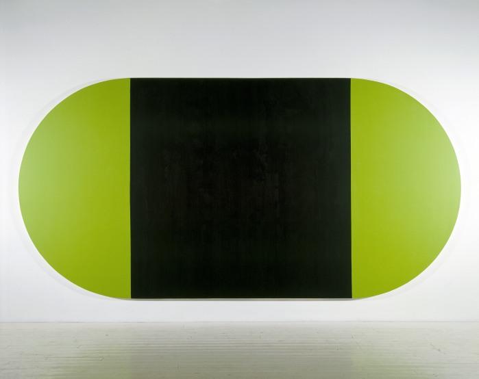 Olivier Mosset, Black Square