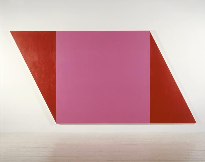 Olivier Mosset, Pink Square