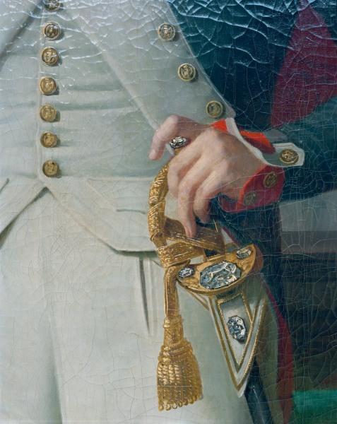 Robert Polidori, Napoléon Ier, empereur des Français,