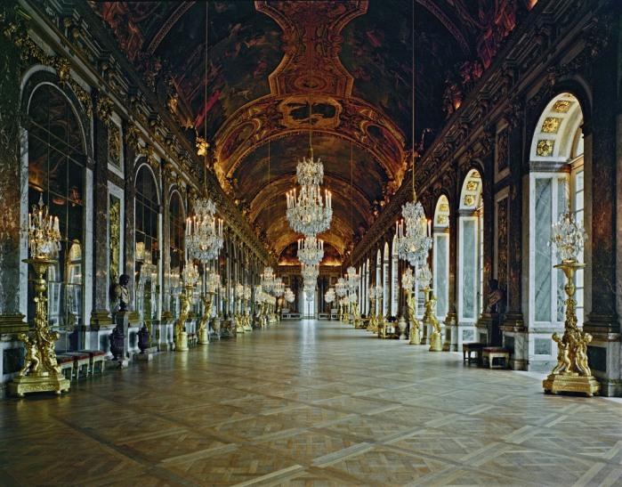 Robert Polidori, Galerie des Glaces