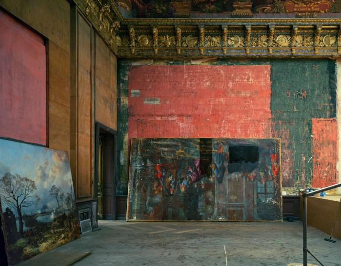 Robert Polidori, Salle du Maroc
