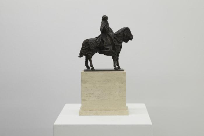 Fernando Sánchez Castillo, Caballo (Horse)