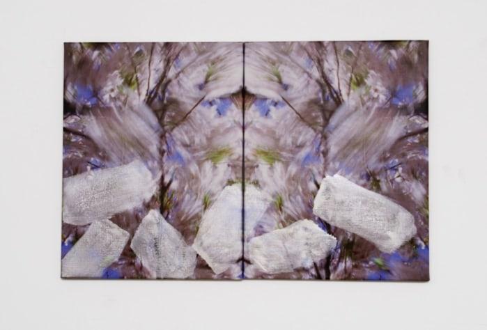 Marijke van Warmerdam, Blossom - patchwork