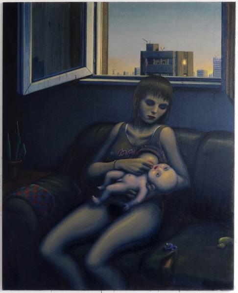 Michael Kirkham, The Sick Child