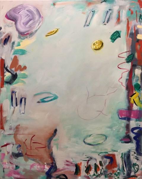 Anouk van Zwieten, Sour Taste of Society #2 (Citrus Series)