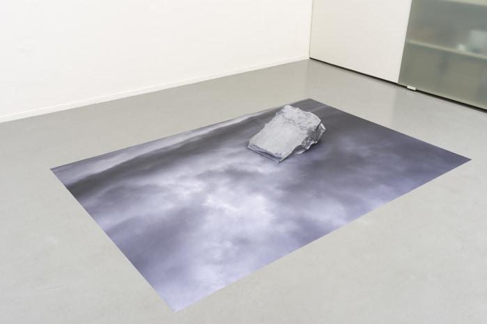 Gianni Caravaggio, Sotto la superficie, la verità della concretezza (Monza) (Beneath the Surface the Truth of Concretness)